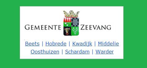 Fusie gemeente Edam-Volendam met Zeevang zeker geen gelopen koers